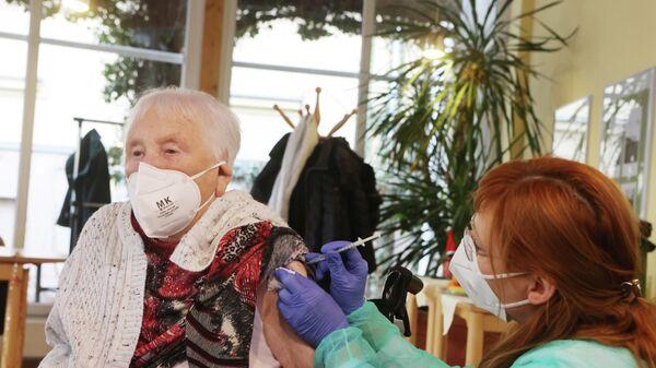 Вакцинация от коронавируса в Германии
