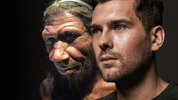 Человек и неандерталец