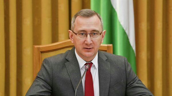 Губернатор Калужской области Владислав Шапша