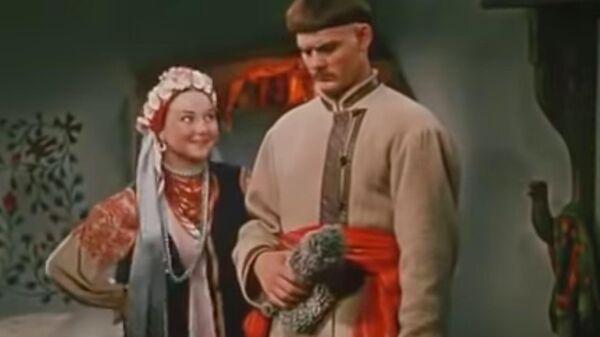 Кадр из фильма Вечера на хуторе близ Диканьки