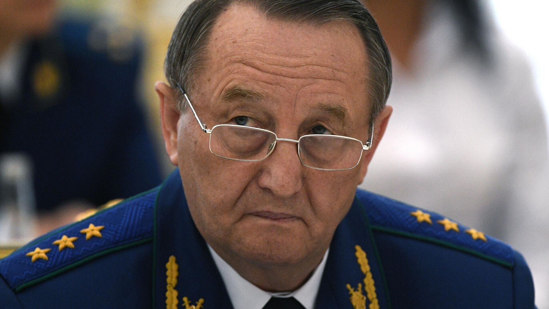 Путин освободил Гриня от должности заместителя генпрокурора
