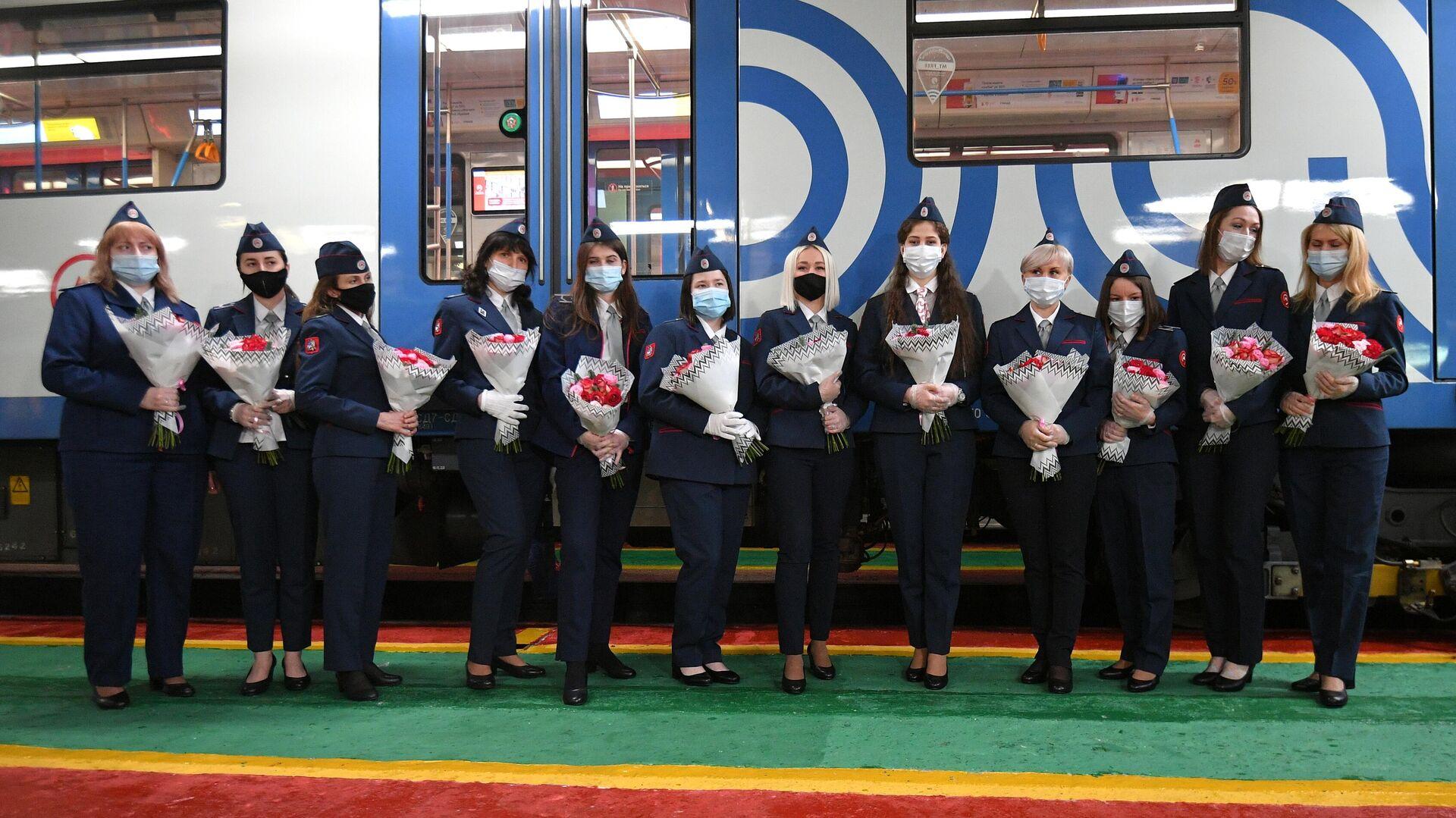 Работа в метро москва для девушек работа только для девушки студентки нижний новгород