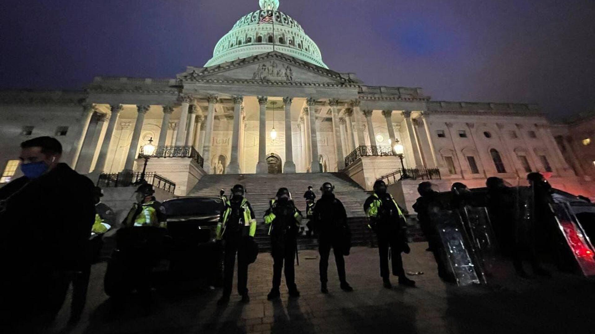 NYT: Пенс, а не Трамп распорядился развернуть нацгвардию в Вашингтоне