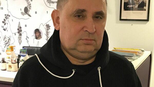 Создатель брендов Рецепты бабушки Агафьи и Natura Siberica бизнесмен Андрей Трубников
