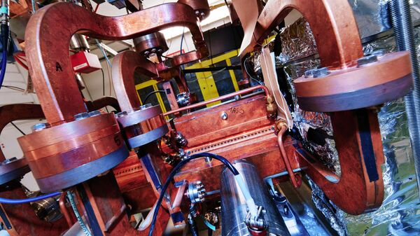 Компактный коллайдер для флэш-радиотерапии в ЦЕРН