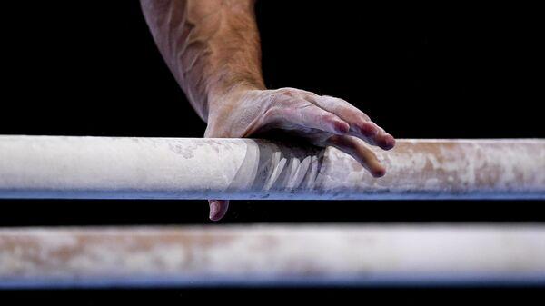 Спортивная гимнастика. Чемпионат мира. Отдельные снаряды. Второй день