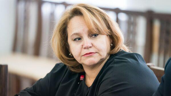 Глава городского поселения Белый Яр Елена Никифорова