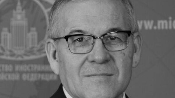 Посол России в ОАЭ Сергей Кузнецов