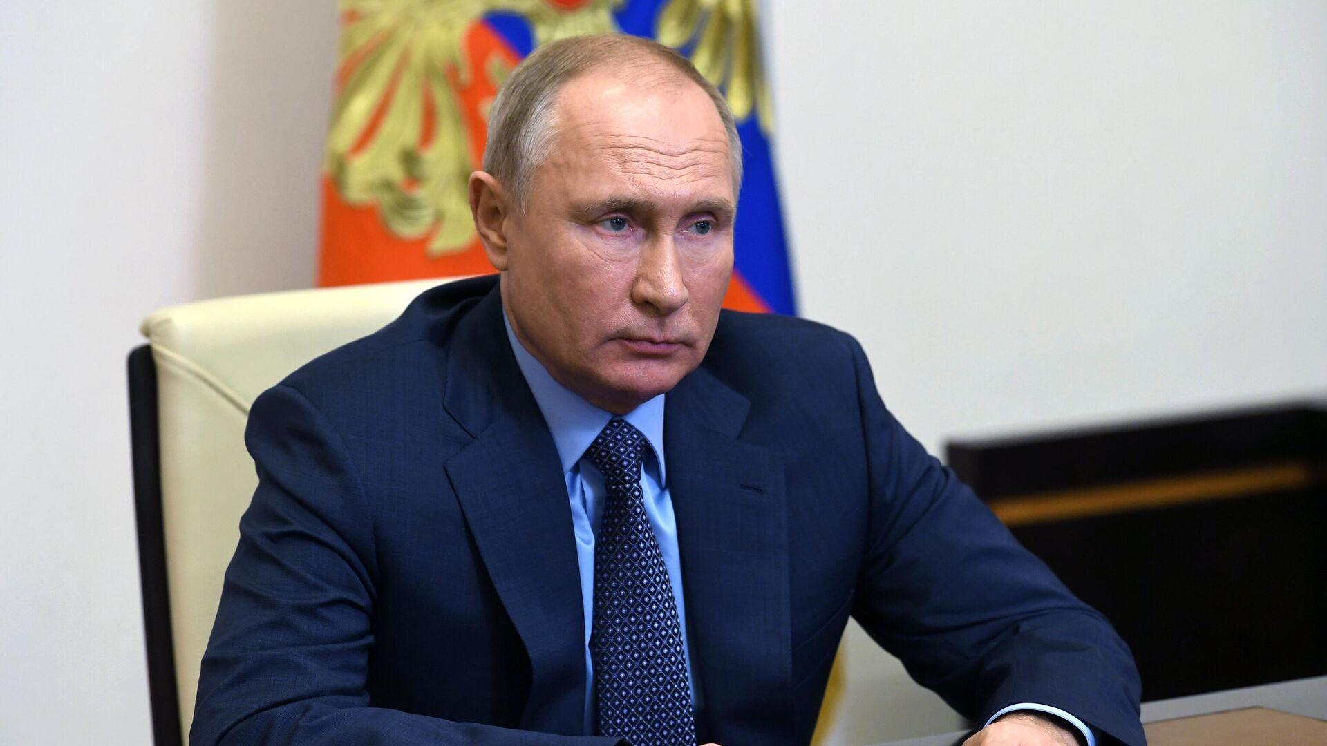 """В Кремле ответили на вопрос о """"дворце Путина"""""""