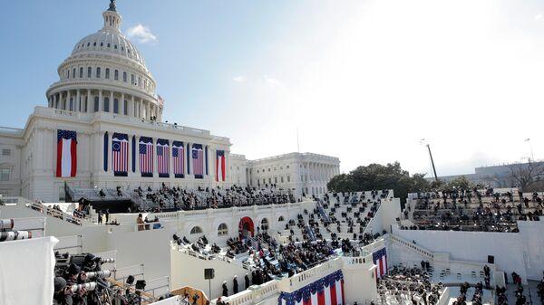 Церемония инаугурации Джо Байдена в Вашингтоне