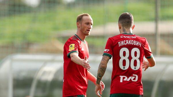 Владислав Игнатьев и Виталий Лисакович