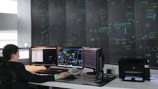 Инженер в диспетчерской Московских высоковольтных сетей (МВС) - филиала ПАО Россети Московский регион.