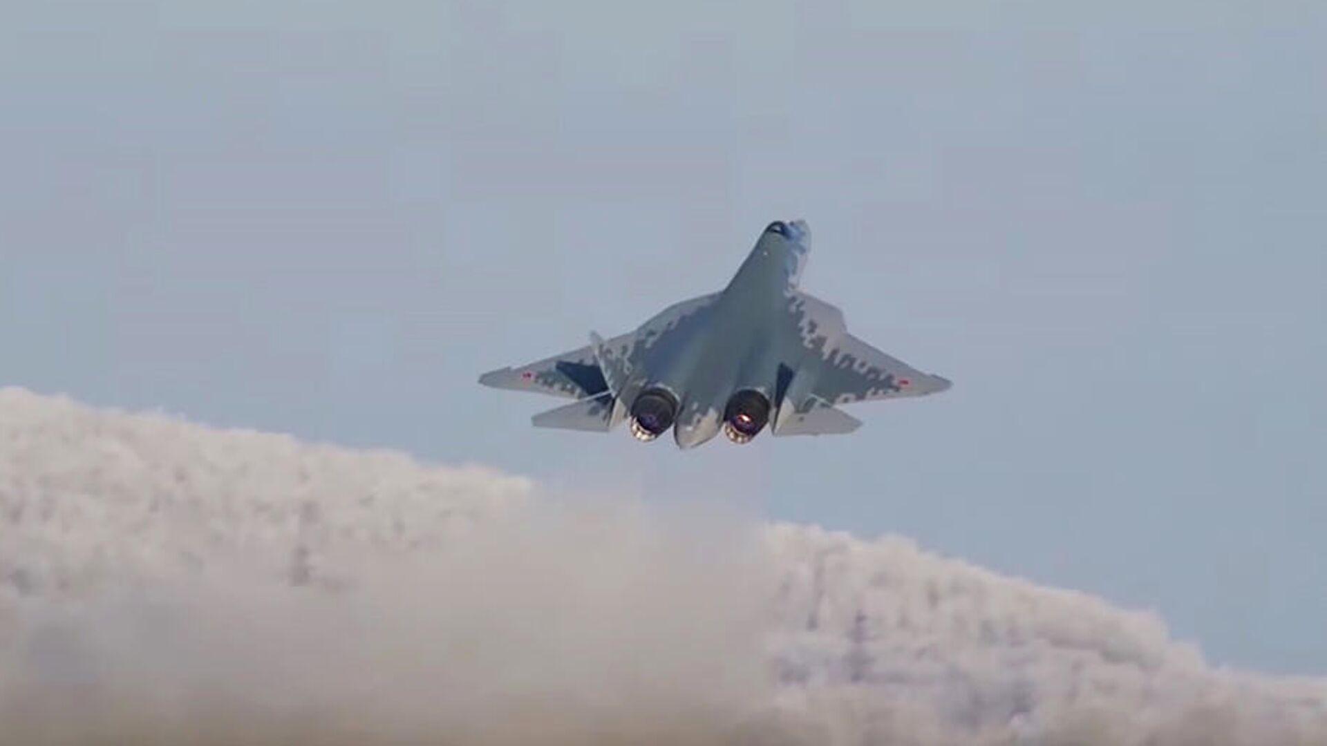 Россия готова продать истребитель Су-57Э стратегическим партнерам