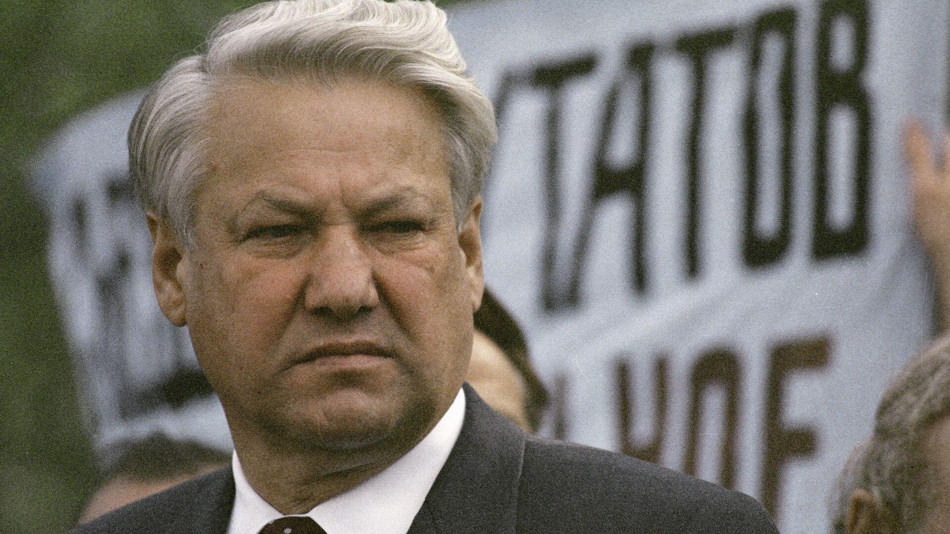 Политтехнолог Павловский рассказал о победе Ельцина в 1996 году