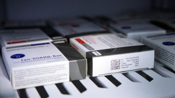Российская вакцина от коронавирусной инфекции Sputnik V