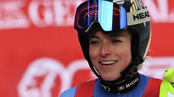 Швейцарская горнолыжница Лара Гут-Бехрами