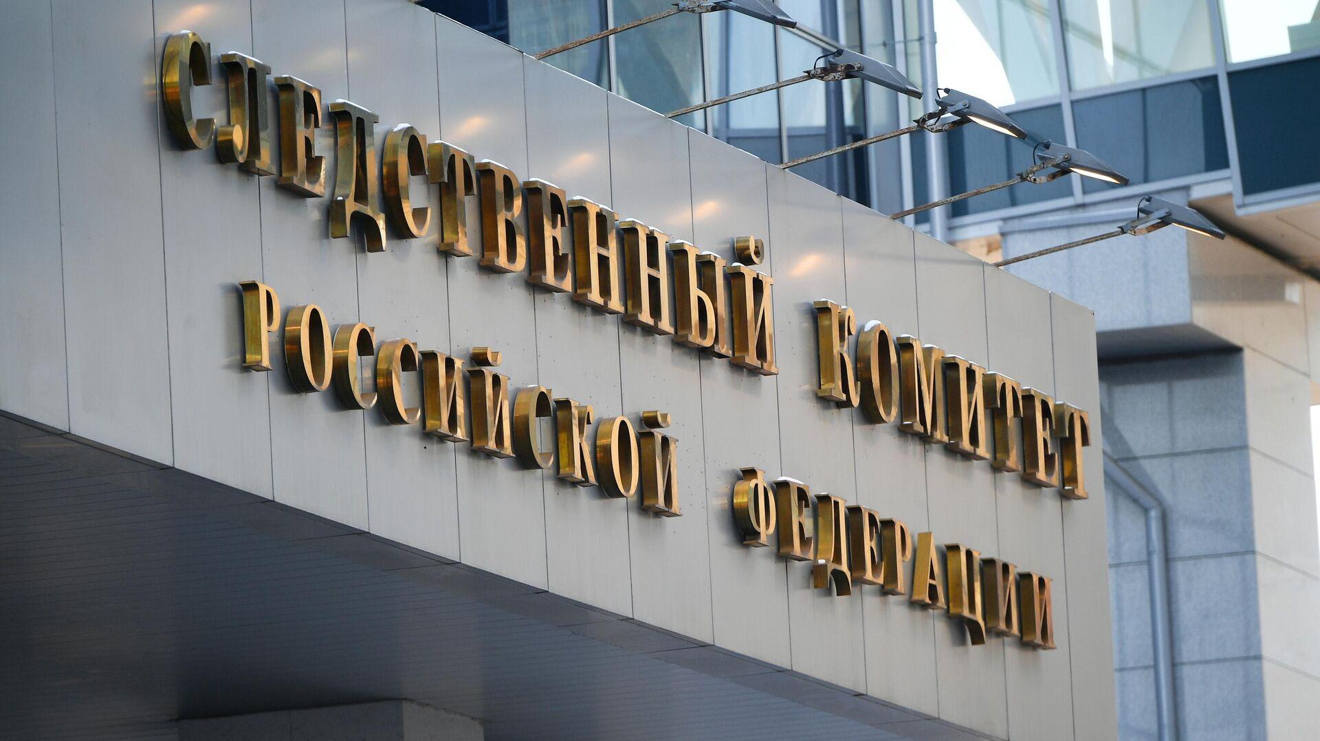 Следственный комитет Российской Федерации в Москве - РИА Новости, 1920, 25.02.2021