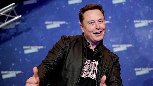 Владелец SpaceX и генеральный директор Tesla Илон Маск
