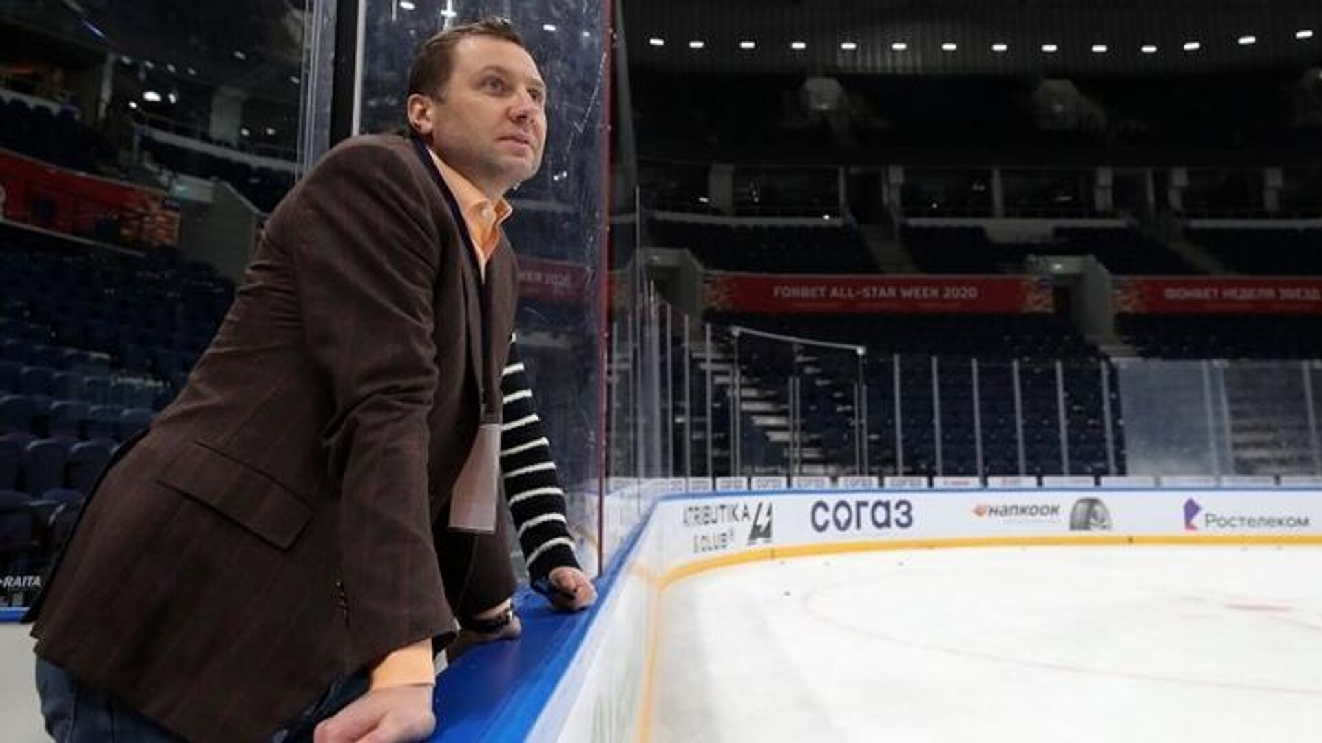 Президент Континентальной хоккейной лиги (КХЛ) Алексей Морозов - РИА Новости, 1920, 31.03.2021