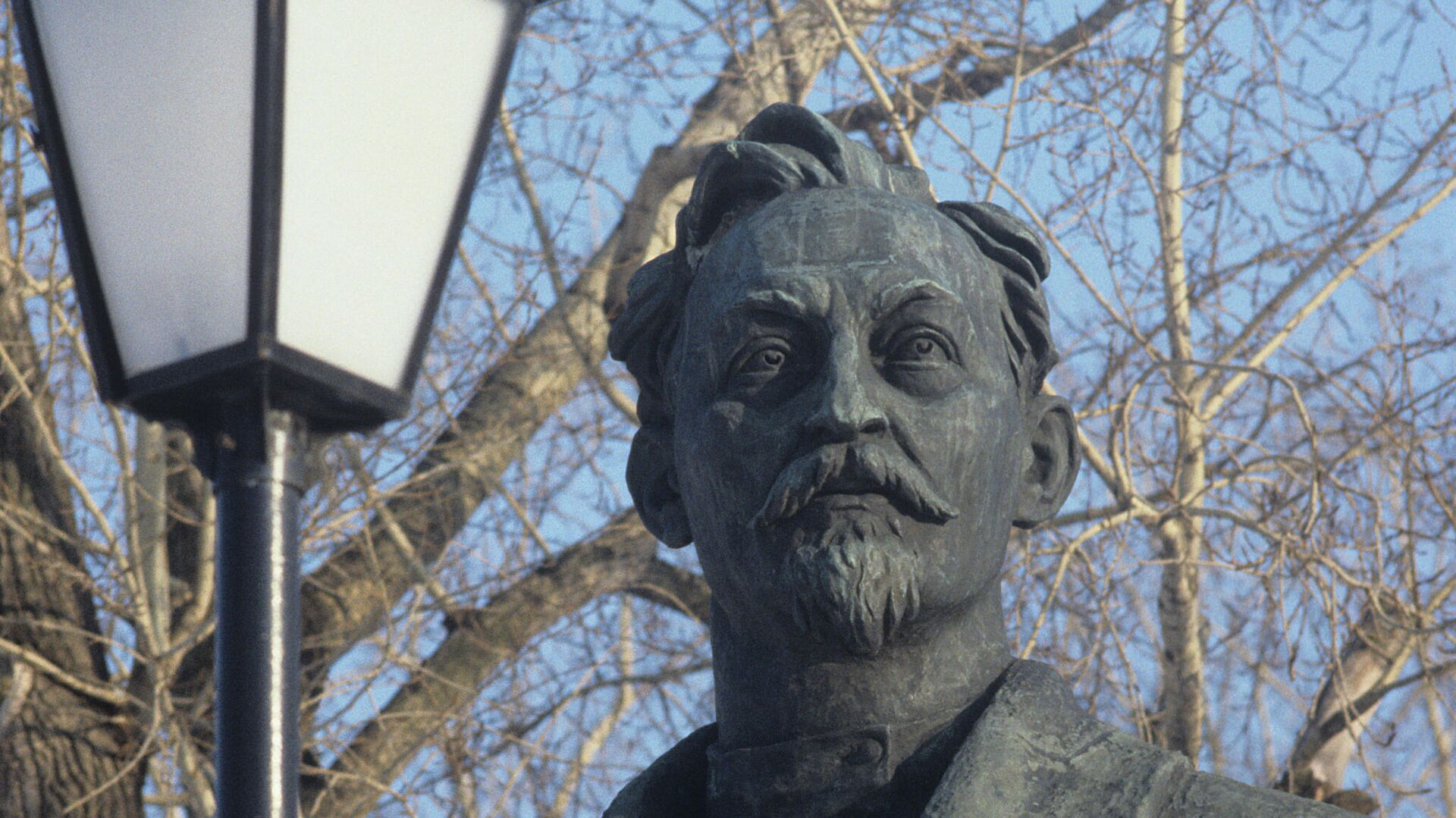Памятник Феликсу Дзержинскому - РИА Новости, 1920, 17.02.2021