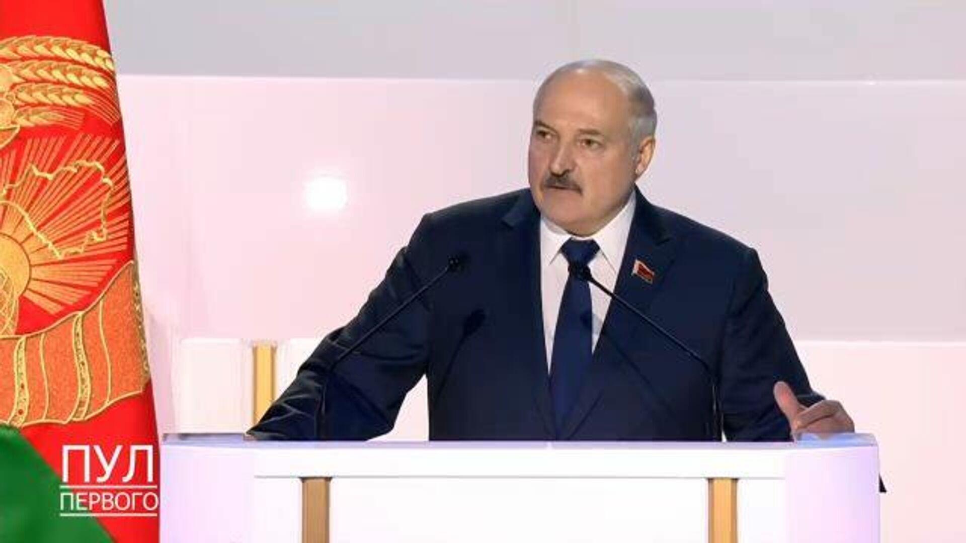 Лукашенко назвал главные условия его ухода из власти - РИА Новости, 1920, 11.02.2021
