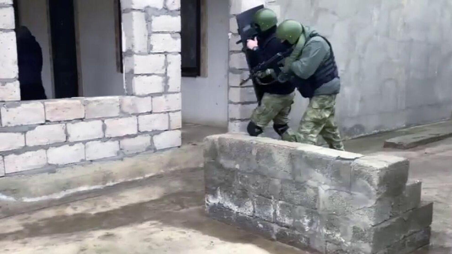Арестованы еще два участника нападения на Дагестан в 1999 году