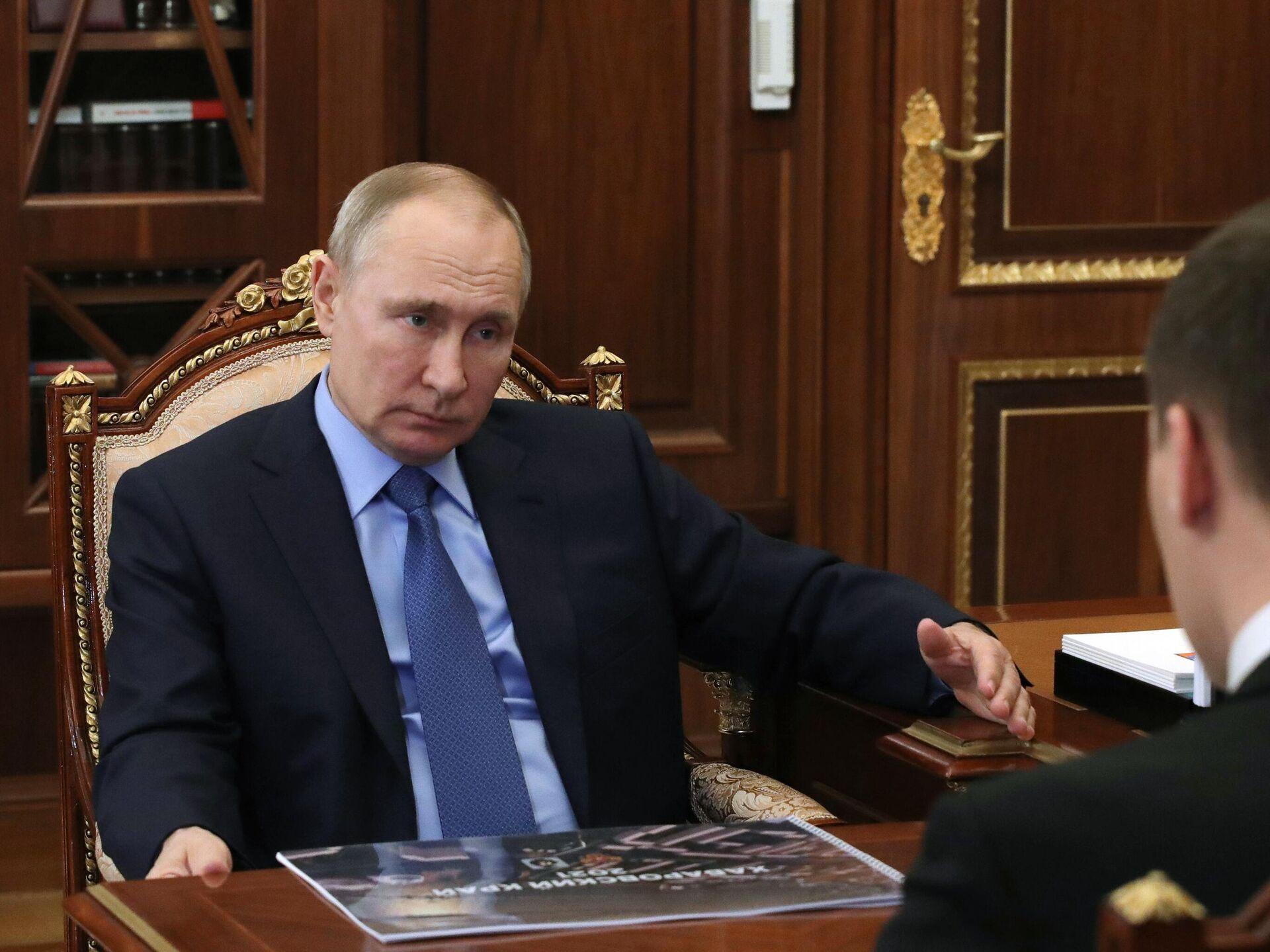 Почему Путин верит декларациям своих назначенцев?
