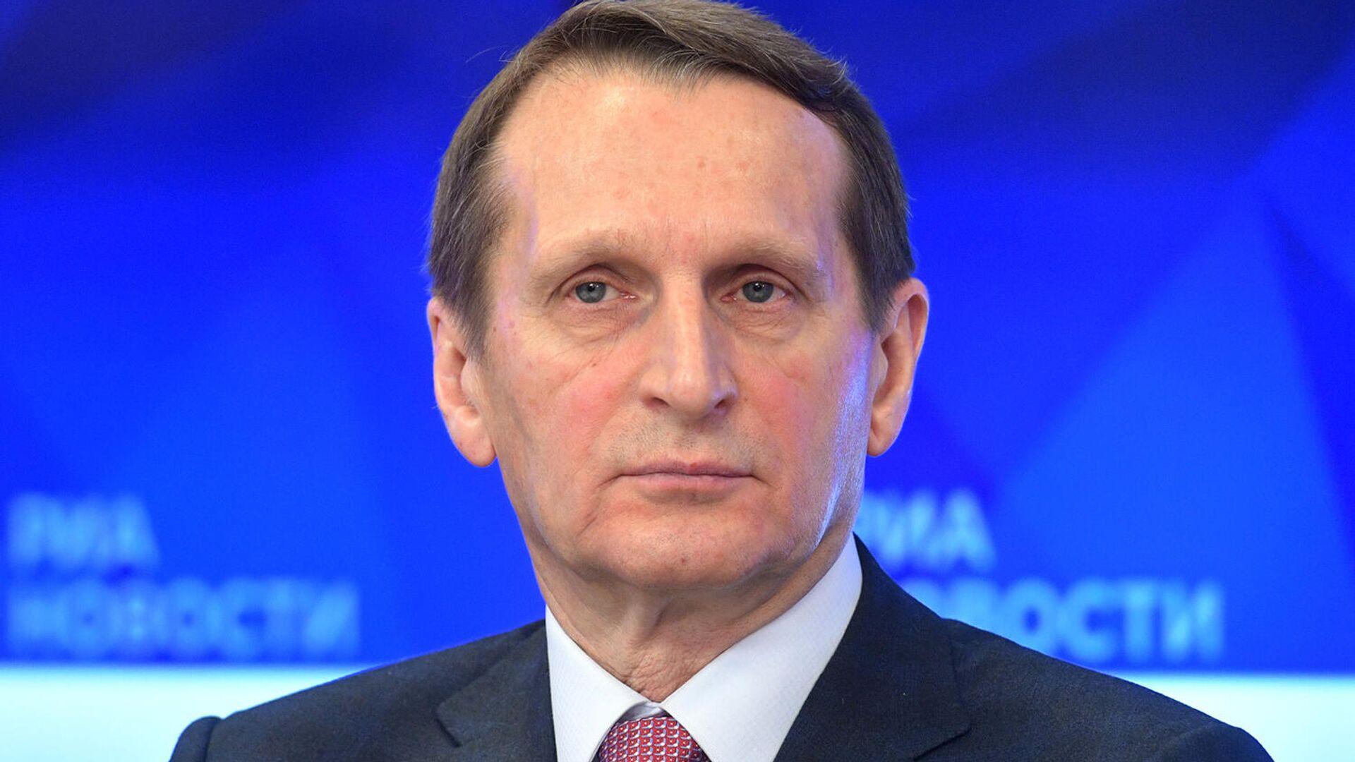 Нарышкин прокомментировал обвинения России в кибератаках на США