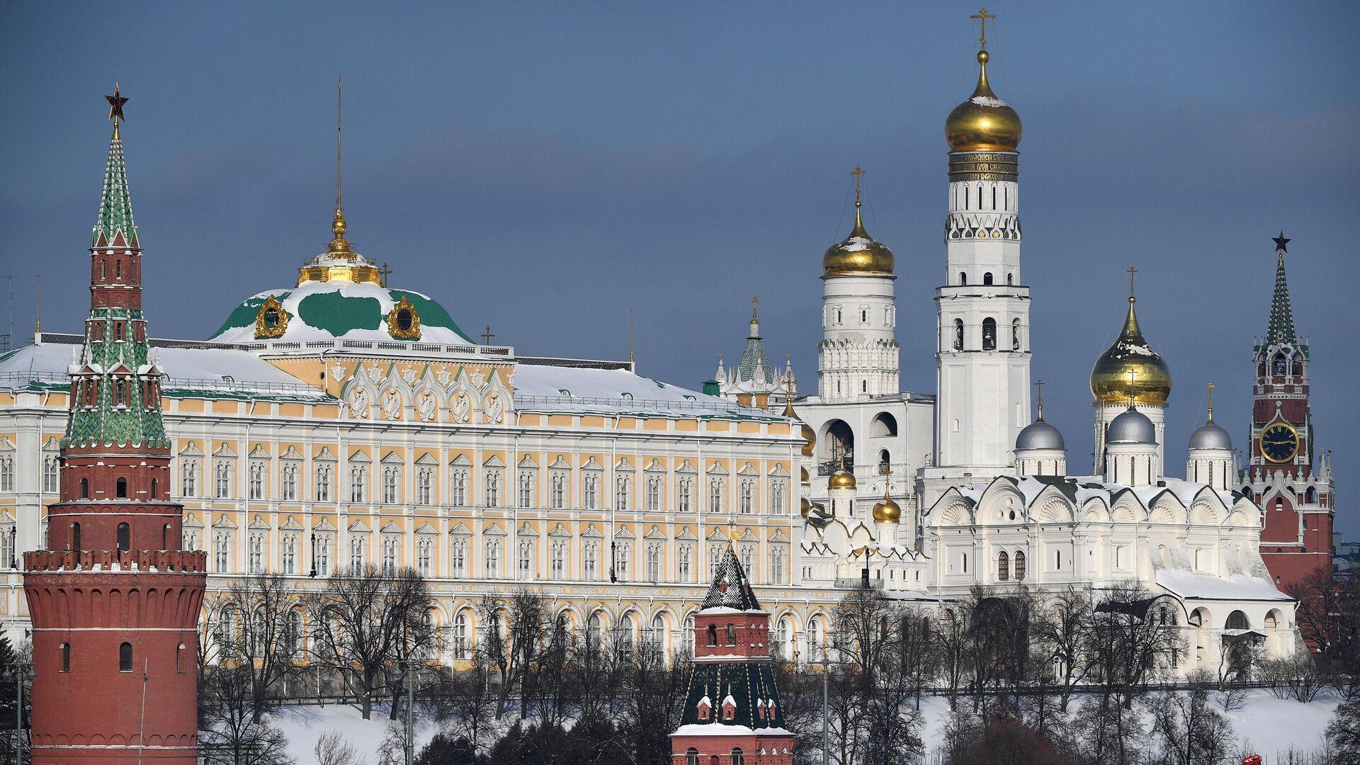 Московский Кремль - РИА Новости, 1920, 03.03.2021