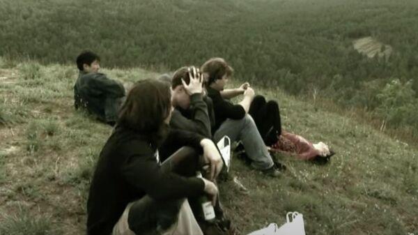 Кадр из фильма Тропа смерти