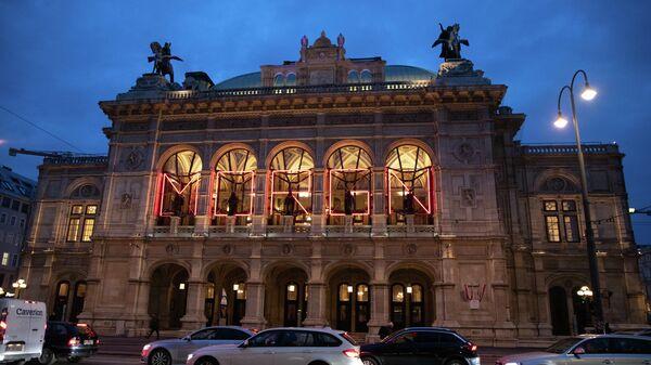 Здание Венской государственной оперы