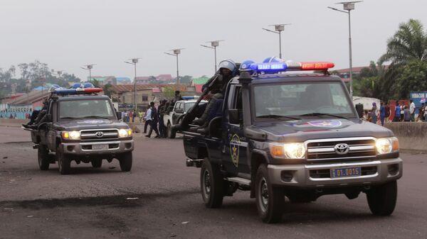 Полиция в Конго