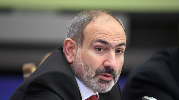 Пашинян заявил об угрозе территориальной целостности Армении