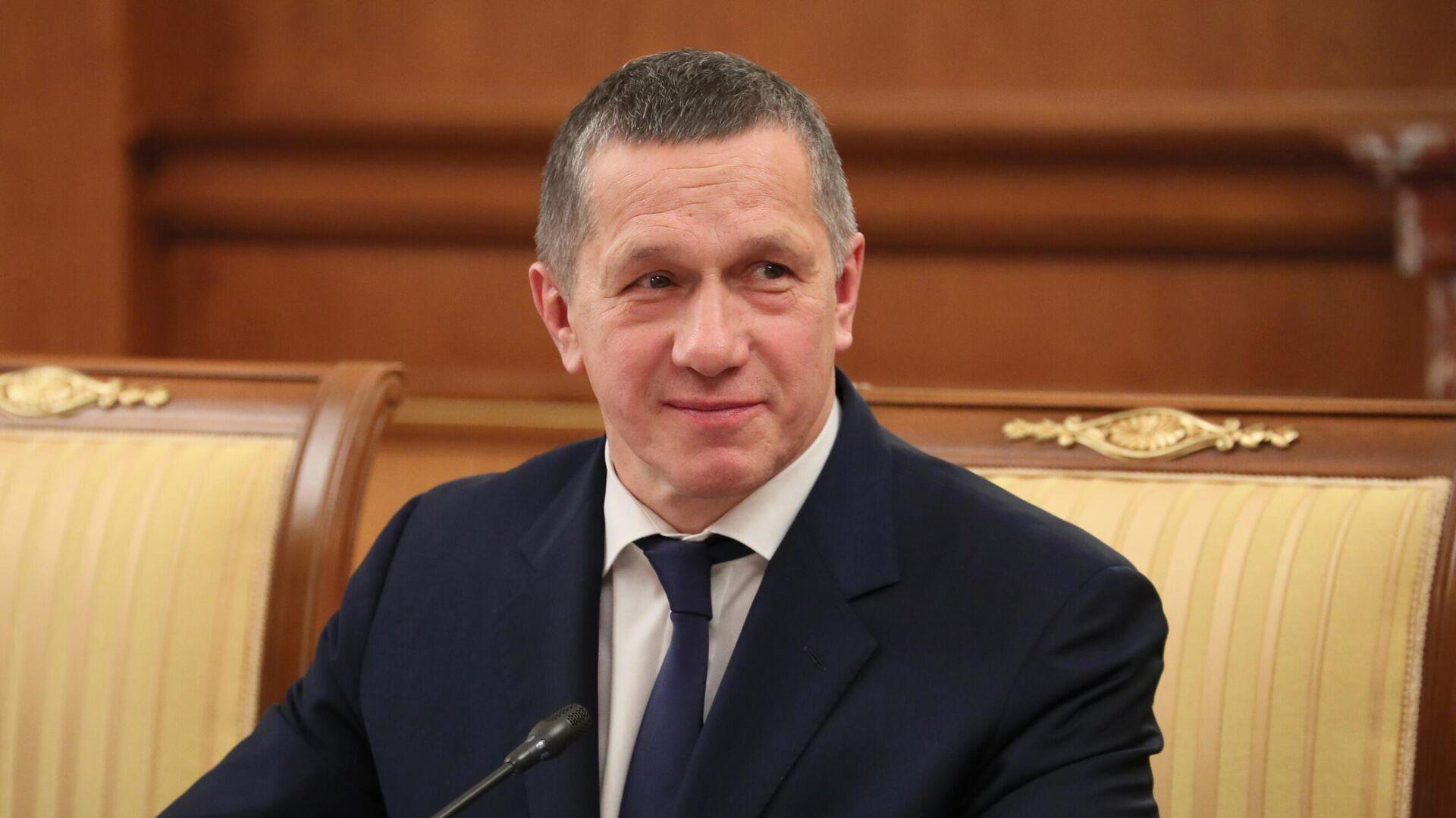 Биография Юрия Трутнева
