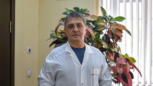 Мясников рассказал, люди с какой группой крови чаще болеют раком желудка