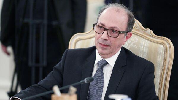 Министр иностранных дел Армении Ара Айвазян