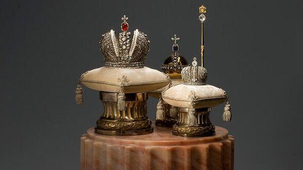 Экспонат выставки Фаберже – ювелир Императорского двора в Эрмитаже