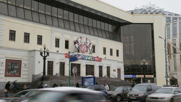 Цирк Никулина может уехать из России