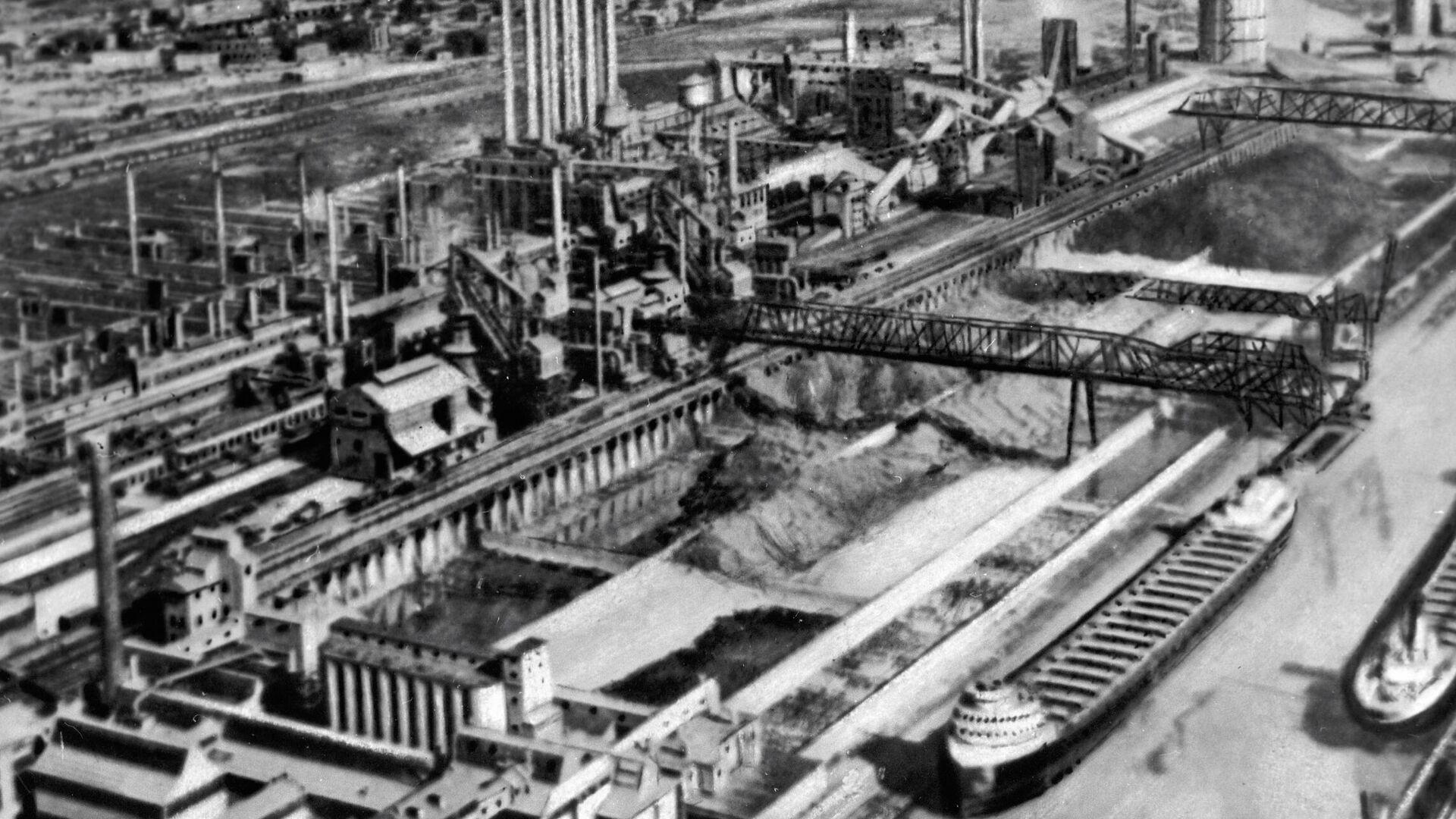 Заводы Генри Форда - РИА Новости, 1920, 07.03.2021