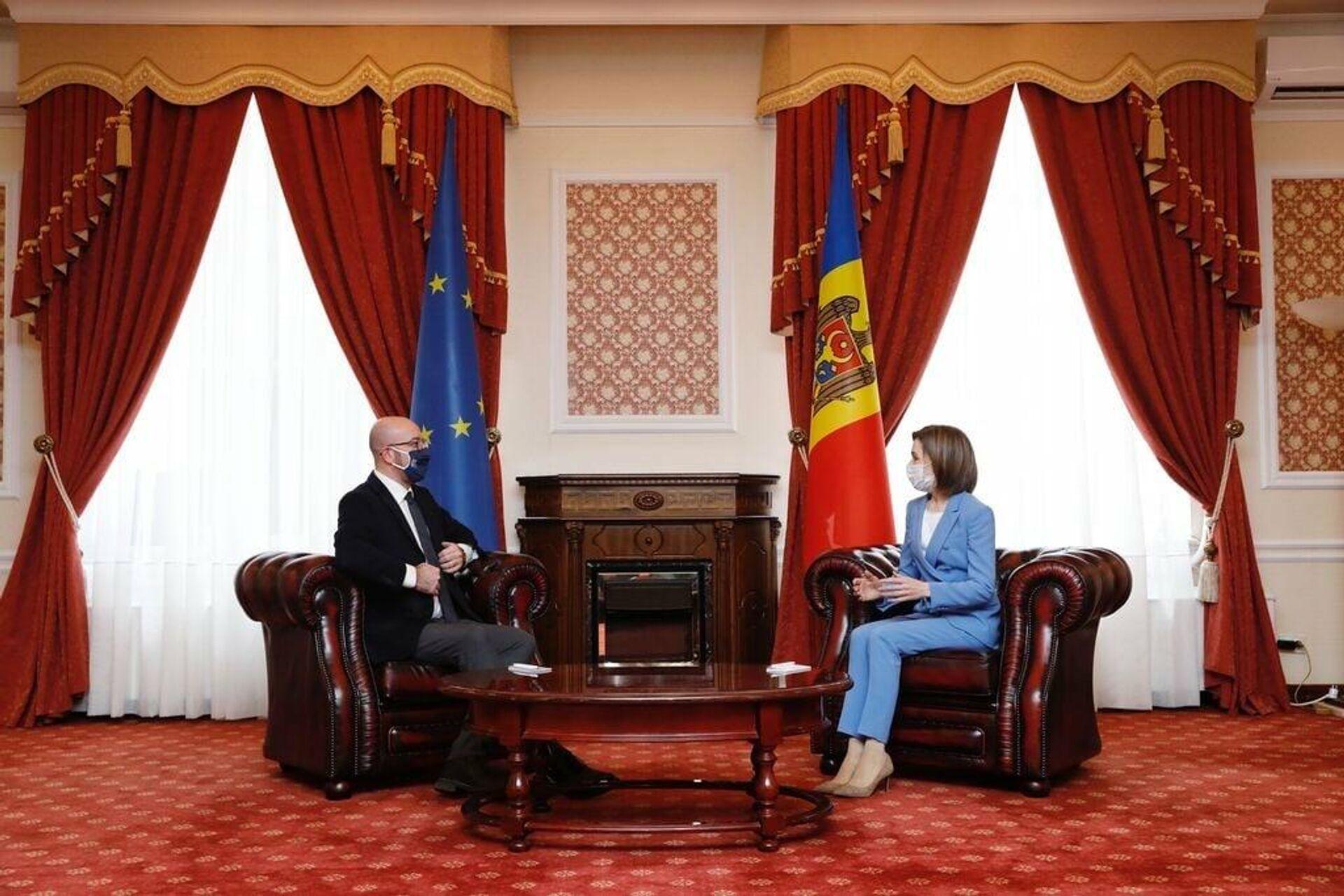 Вместе против Москвы: что Евросоюз обещает Молдавии, Грузии и Украине
