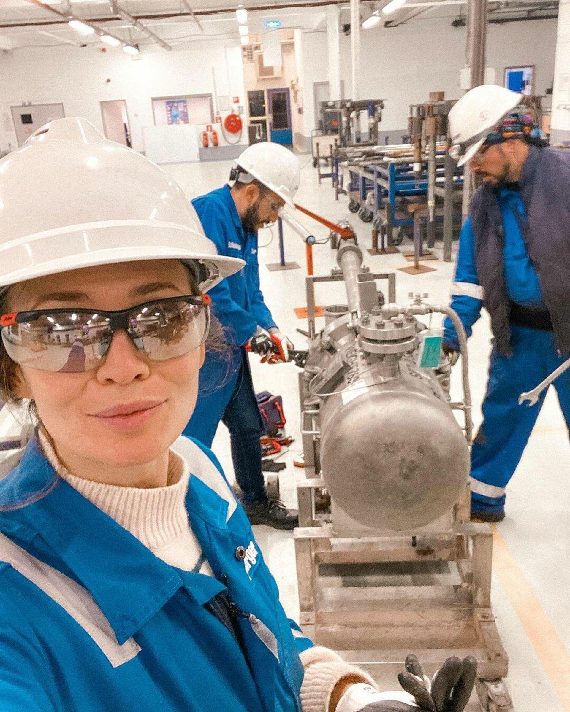 Нефтяные работы для девушек работа в бабаево