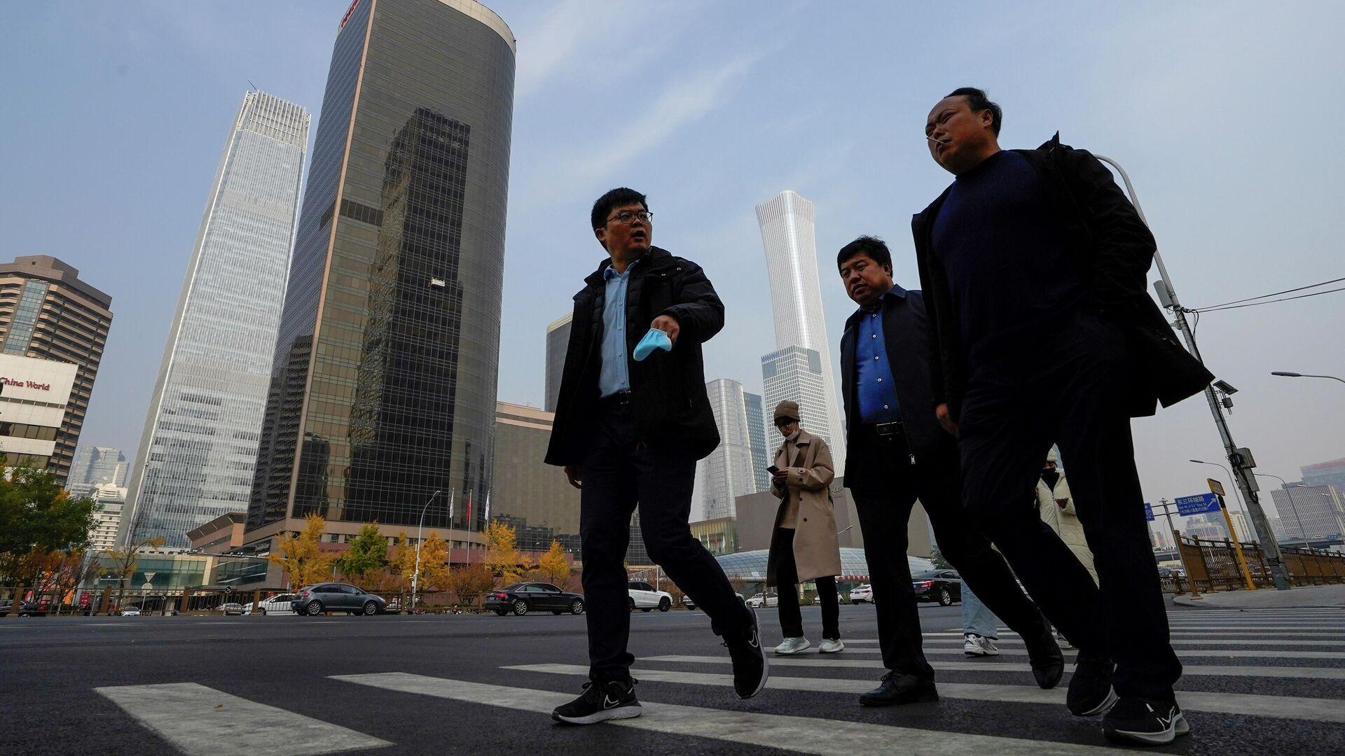 Объем внешней торговли Китая вырос на 28,5% в январе-апреле