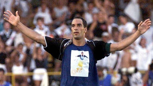 Бывший футболист сборной Бразилии Эдмундо