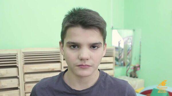 Даниил М., январь 2008, Иркутская область