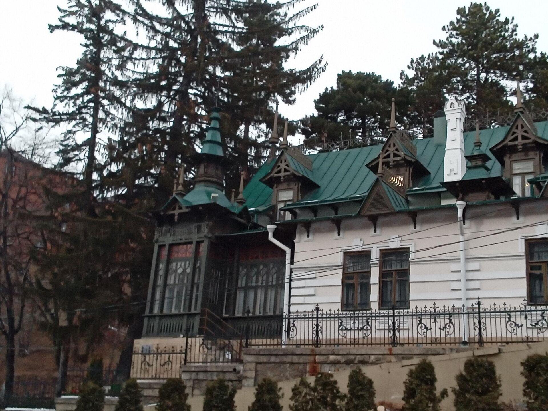 Дача Шаляпина - РИА Новости, 1920, 02.04.2021