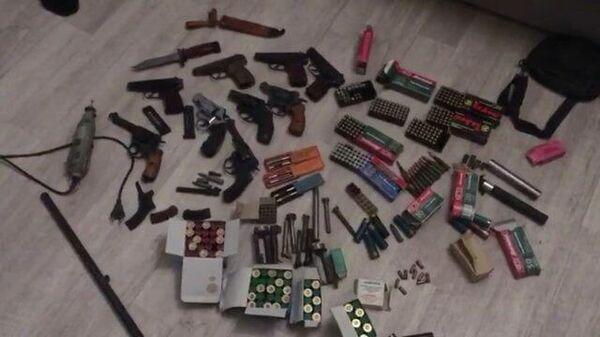 Операция ФСБ по поимке подпольных оружейников