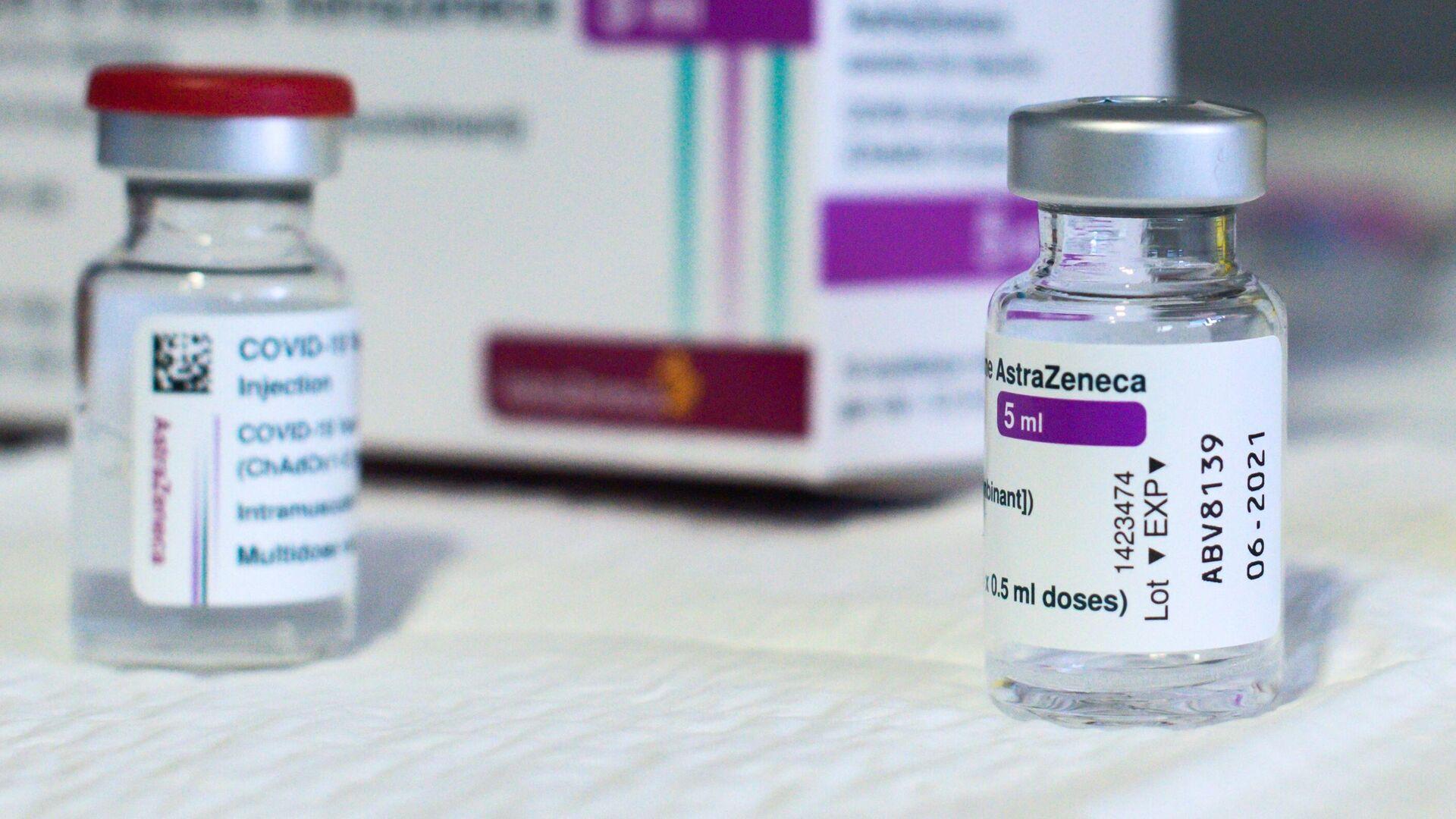 Вакцина Oxford/AstraZeneca от COVID-19  - РИА Новости, 1920, 08.04.2021