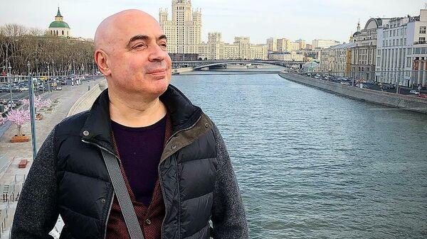 Михаил Грушевский в Москве