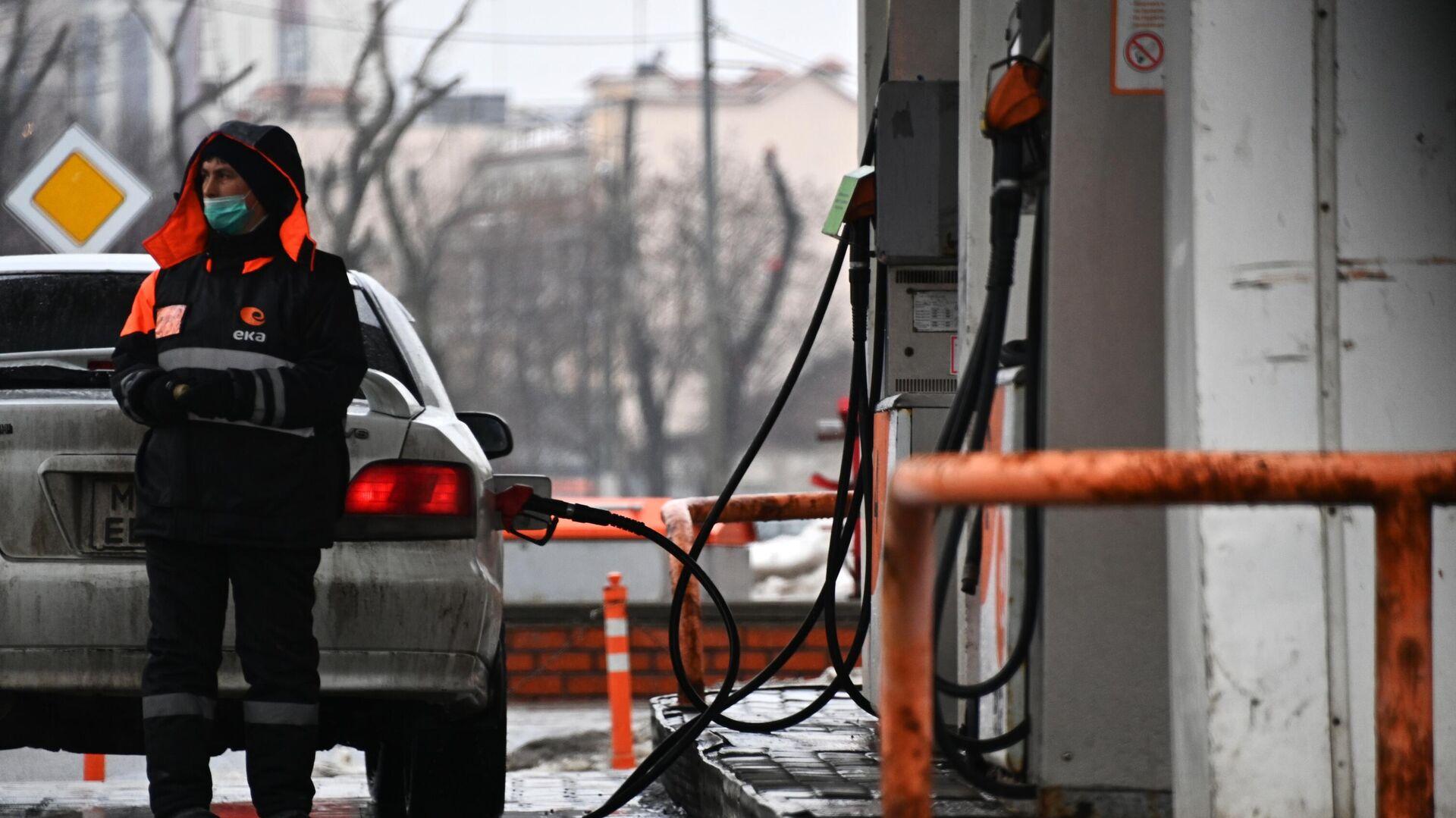 Минэнерго поддержало введение временных ограничений на экспорт бензина