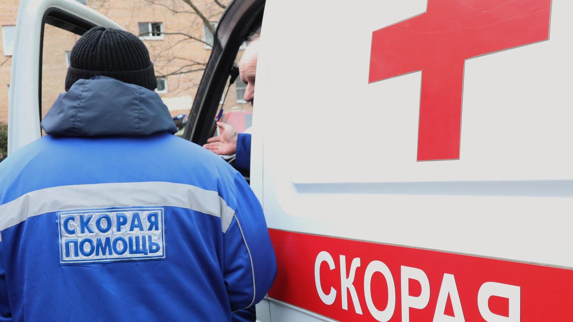 Найденную в Подмосковье истощенную девочку доставили в больницу